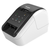 Brother QL-810W Wireless High Speed Professional PC/MAC Label Printer, up to 62mm