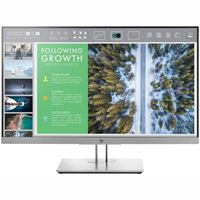 "HP E243 EliteDisplay,23.8"" LED,16:9, 1920x1080,5ms,DP,VGA,HDMI,Height Adjust,Pivot, Swivel,VESA,3Yr"