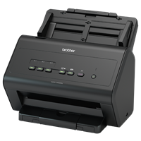 Brother ADS-3000N Advanced Document Scanner, High Speed (50pp) Network Scanner