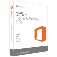 Microsoft (79G-04751) Office 2016 Home & Student (PC) - Product Key