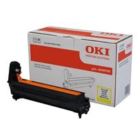 OKI 44844481 EP Cartridge (Drum) For MC853/873 Yellow; 30,000 @ 3 A4 Pages Per Job