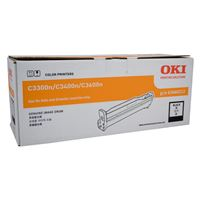 OKI Black Drum Unit to suit 33/3400 Printers