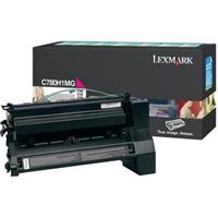 Lexmark C780 - Magenta Return Program High Yield Print Cartridge