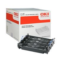 OKI 44968302 Image Drum For EP Cartridge (Drum) For  MC362/562; 30,000 Pages black 20000 pages CMY