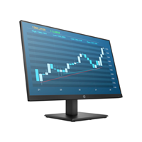 "HP P244 (5QG35AA) 23.8"" IPS Monitor, 16:9, 1920x1080, VGA, DP, HDMI, Tilt, 3 Year"