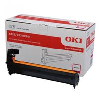 OKI 44844422 EP Cartridge (Drum) For C831N Magenta (20,000 @ 4 A4 Pages Per Job)