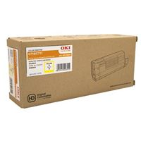 OKI Yellow Drum Cartridge for C710N (Yield 20,000 Pages)