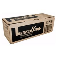 Kyocera TK-554K Black Toner Cartridge for FS-C5200DN (7,000 Yield)