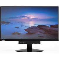 "Lenovo ThinkCentre Tiny-in-One 23.8"" FHD IPS Montior, 1920x1080, Tilt, Swivel, 2xUSB3.0, DP, Speaker"