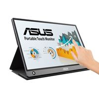 "ASUS MB16AMT 15.6"" Touch FHD USB-C Portable IPS Monitor, Micro-HDMI, Built in Battery, 0.9kg"