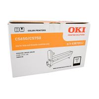 OKI Drum Cartridge for C5650/C5750  Black (20,000 Pages)