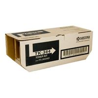 Kyocera TK-344 Toner Cartridge to suit FS-2020D (12,000 Yield)