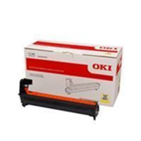 OKI 45395707 Yellow Drum Unit to suit MC770DNFAX / MC770DFNFAX, 30,000 Pages