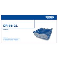 Brother DR-341CL Drum Unit, 25000 Pages