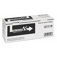 Kyocera TK-5154K Black Toner Kit (12,000 Yield @ ISO)