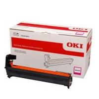 OKI 46507310 Magenta EP Cartridge (Drum) For C612; 30,000 Pages Average