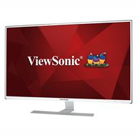 "Viewsonic VX3209-2K 32"" IPS Panel, 8ms, 2560x1440, VGA, HDMI1.4, DP1.2,  Tilt, VESA, White"