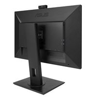 "Asus BE24DQLB 24""  FHD IPS Video Conferencing Monitor,5ms,DP,HDMI,DVI-D,Webcam,Speakers,H/Adjust,3Yr"