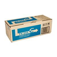 Kyocera TK-544C Cyan Toner Kit for FS-C5100DN (4,000 Yield)